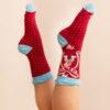 Powder-alphabet-socks-Legs-A