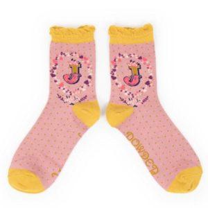 19169645 8378 4DC0 B843 E465F18961DA 300x300 - Powder Bamboo Alphabet Initial socks J
