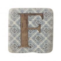 4C810B62 3412 41A3 BF1D 4138DD9C98D8 - Alphabet Coaster Letter F