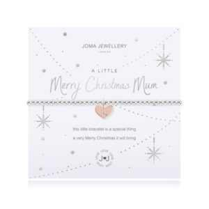 5BCD525E D2A3 41F6 AC4C 2DED1D6E8E3F 300x300 - Joma Jewellery Merry Christmas Mum Bracelet