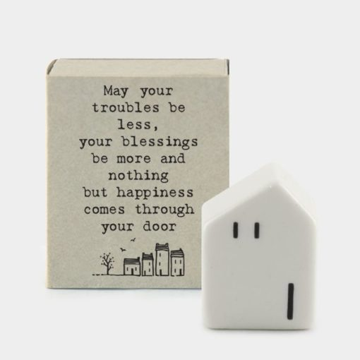 63E7A4D0 5C82 44A3 BD8C E866865FECC5 510x510 - East of India Matchbox House May Your Troubles