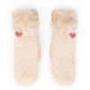 830918CB 8DC7 4AEC BCD5 886266B4083D 100x100 - Powder Amanda Faux Suede Gloves in Tangerine/ Navy