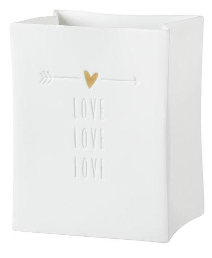 8BA7AF32 171B 4C3E 845C B5987401F8C0 - Rader Design Porcelain Light Bags Love Love Love