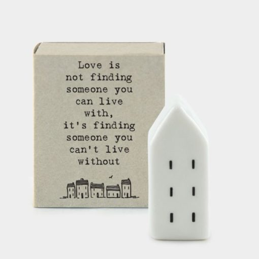 8D72B934 C6A3 4A99 B744 DC8403E4CB41 510x510 - East of India Matchbox House Love Is Not Finding