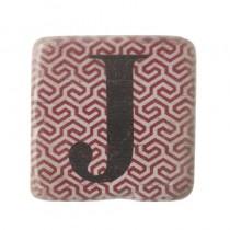 9D910CD2 9082 48B4 932F EE3841C55E25 - Alphabet Coaster Letter J