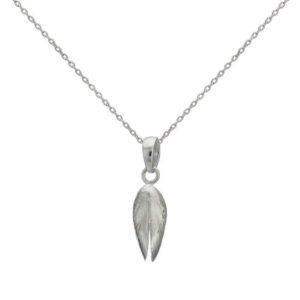 A03A4D1F 4269 43F7 B7F0 D37BBABDF6EC 300x300 - Solid Silver Whole Mussel Pendant Necklace