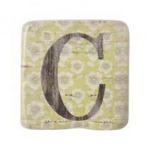 A2F4D6C6 0A4D 444E AF3E 510D58A18548 - Alphabet Coaster Letter C