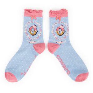 AE67C594 6930 41D6 AFCA 1207F7E2FA90 300x300 - Powder Bamboo Alphabet Initial socks O