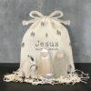 B435E93C 175F 4D0C A87D 2B3EFCA73FB7 100x100 - Rader Design Porcelain Stories Tea Light Holder Father Christmas