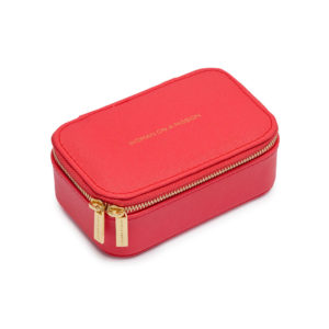 C167E217 F1C1 4382 B3AB 85CE76B5FD61 300x300 - Coral 'Woman on a mission' Travel Jewellery Box