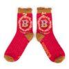 DA448B9A 68C5 4E7B 90AF F035841E4FD6 100x100 - Powder Bamboo Alphabet Initial socks A