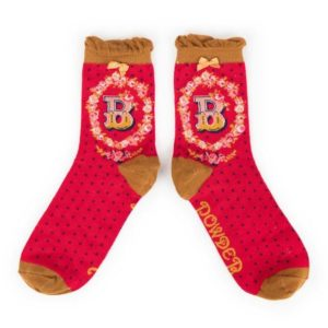 DA448B9A 68C5 4E7B 90AF F035841E4FD6 300x300 - Powder Bamboo Alphabet Initial socks B