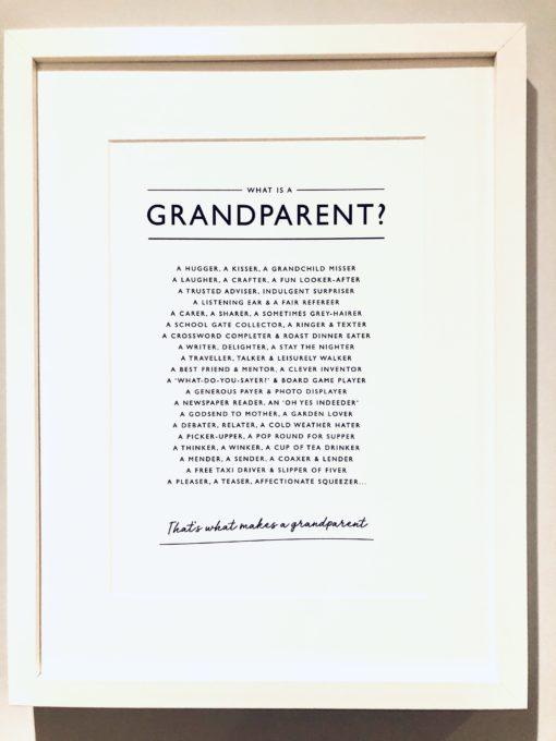 E6C44868 491C 4E5C 9009 1B083FAF37E9 510x680 - Framed Grandparent Print