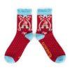 FB62C649 D16B 498F B694 5C8935178F6F 100x100 - Powder Bamboo Alphabet Initial socks A