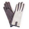 FB7D71B7 7723 4146 A607 D5FC5AE17EA9 100x100 - Powder Amanda Faux Suede Gloves in Damson/ Mustard