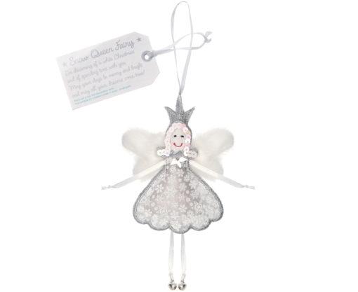 believe you can fair trade fairies snow queen fairy 510x417 - Fair Trade Fairies Snow Queen Fairy by Believe You Can