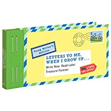chronicle books letters to me when i grow up - Letters to me when I Grow Up Book by Lea Redmond