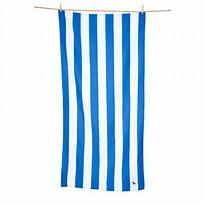 dock and bay blue microfibe towel - Blue Microfibe Towel by Dock & Bay