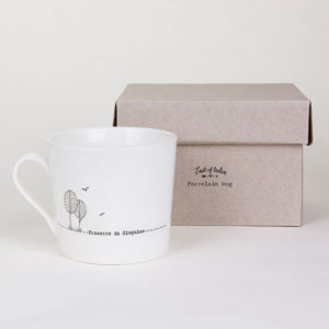 east of india prosecco in disguise wobbly mug 300x300 - Prosecco in Disguise Wobbly Porcelain Boxed Mug by East of India