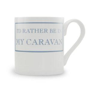 id rather be in my caravan 300x300 - I'd Rather Be In My Caravan Mug