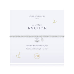 joma jewellery a little anchor silver bracelet 300x300 - A Little Anchor Bracelet by Joma Jewellery