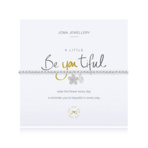 joma jewellery a little be you tiful bracelet packshot 300x300 - A Little Be You Tiful Silver Bracelet by Joma Jewellery