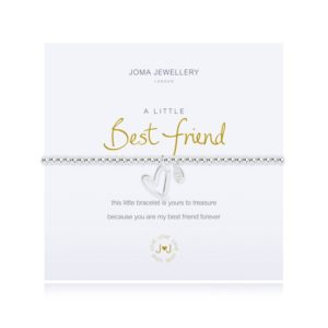 joma jewellery a little best friend bracelet packshot 300x300 - A Little Best Friend Silver Bracelet by Joma Jewellery