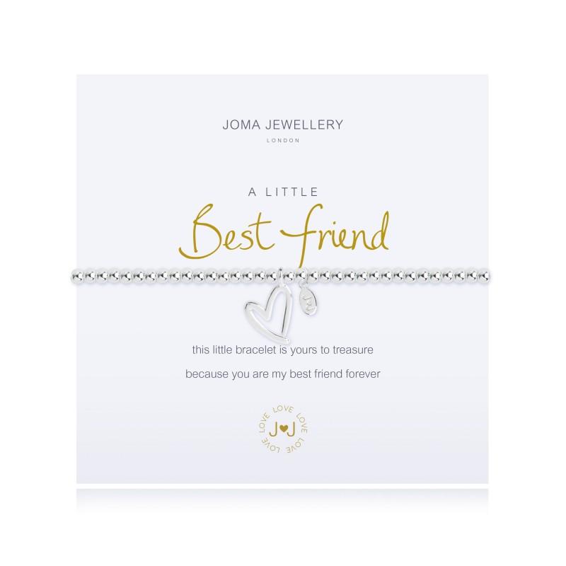 5e73f8a2fd304 A Little Best Friend Silver Bracelet by Joma Jewellery