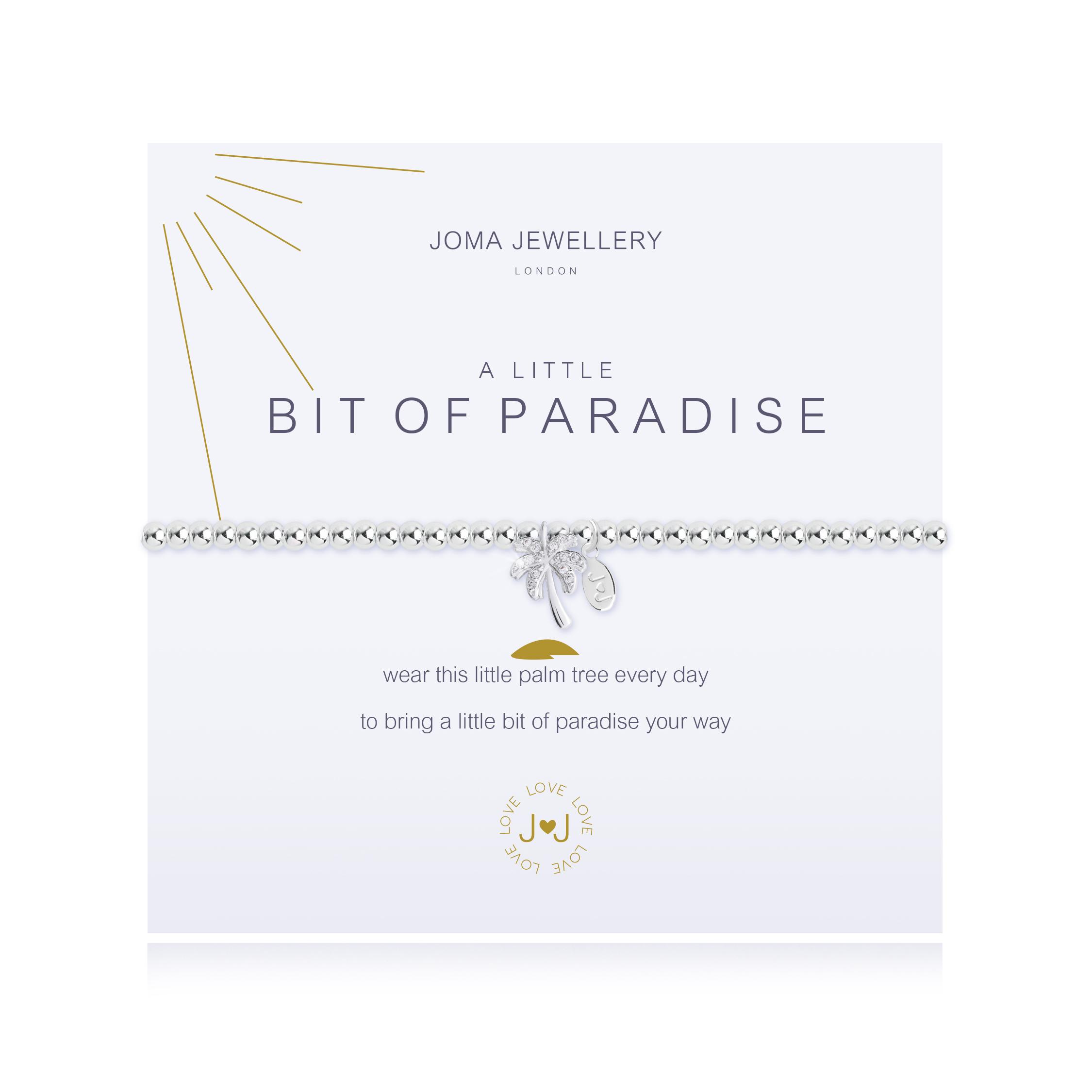 3e18316f27b07 A Little Bit of Paradise Bracelet by Joma Jewellery