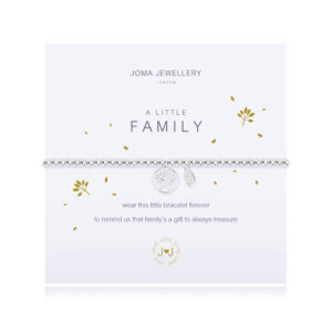 joma jewellery a little family silver bracelet 300x300 - A Little Family Bracelet by Joma Jewellery