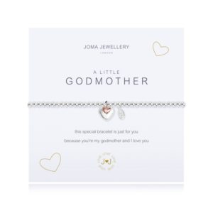 joma jewellery a little godmother silver bracelet 300x300 - A Little Godmother Bracelet by Joma Jewellery