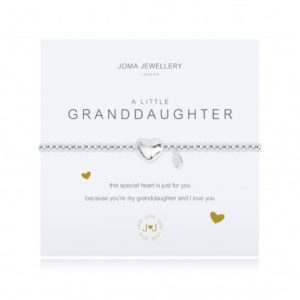 joma jewellery a little granddaughter silver bracelet 300x300 - A Little Grandaughter Bracelet by Joma Jewellery