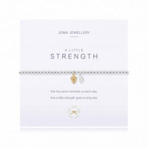 joma jewellery a little strength silver bracelet 300x300 - A Little Strength Silver Bracelet by Joma Jewellery