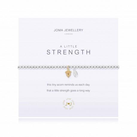 a94fa17dc7a56 A Little Strength Silver Bracelet by Joma Jewellery