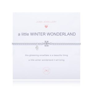 joma jewellery a little winter wonderland childrens bracelet packshot 300x300 - A Little Winter Wonderland Childrens Silver Bracelet by Joma Jewellery