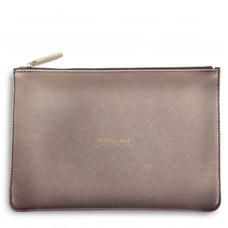 katie loxton be brilliant perfect pouch - Be Brilliant Perfect Pouch by Katie Loxton