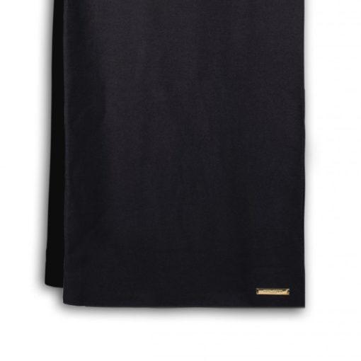 katie loxton blanket scarf black detail 510x510 - Blanket Scarf Black by Katie Loxton