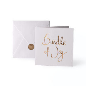katie loxton bundle of Joy card 300x300 - Bundle of Joy Greetings Card by Katie Loxton