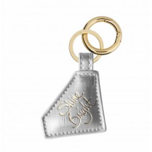 katie loxton diamond sentiment keyring silver 300x300 - Diamond Sentiment Silver Keyring by Katie Loxton