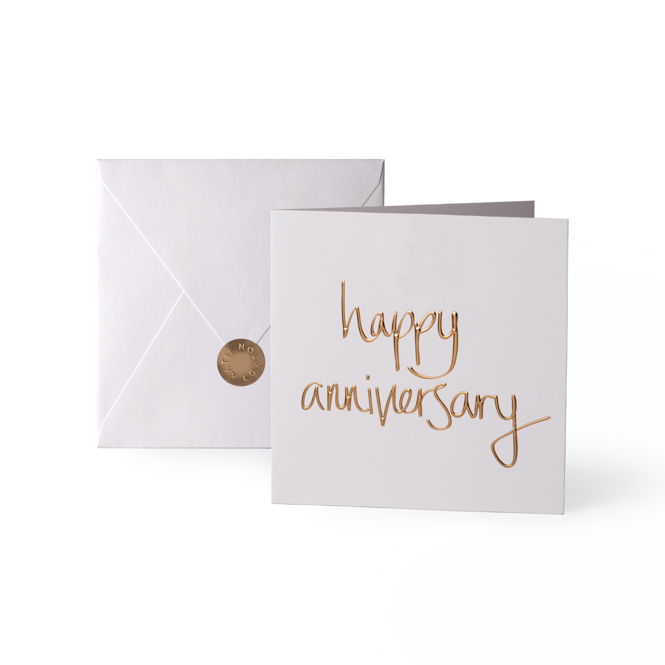 Happy Anniversary Greeting Card By Katie Loxton Sandy Toes Gifts