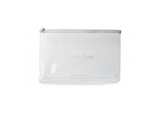 katie loxton silver siren wash bag 510x383 - Silver Siren Wash Bag by Katie Loxton
