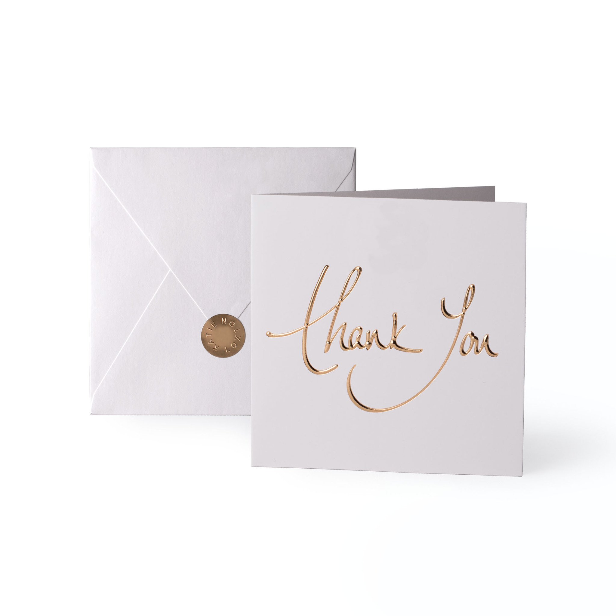 Thank You Greeting Card By Katie Loxton Sandy Toes Gifts