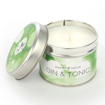 pintail happy hour gin and tonic candle - Happy Hour Gin and Tonic Candle by Pintail
