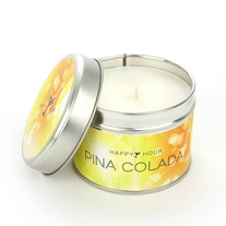 pintail happy hour pina colada candle - Happy Hour Pina colada Candle by Pintail