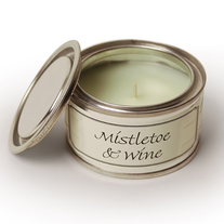 pintail mistletoe and wine.candle - Mistletoe and Wine Candle by Pintail