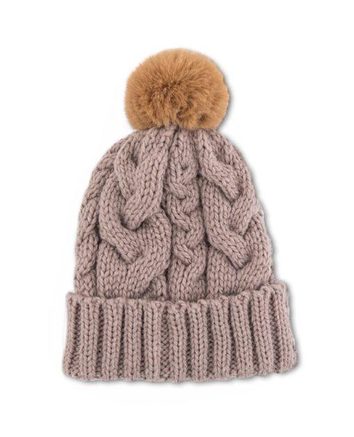 powder design charlotte hat camel 510x629 - Charlotte Hat Camel by Powder Design