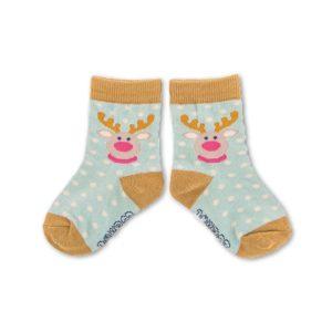 powder design rudolph baby socks ice 300x300 - Rudolph Baby Socks Ice by Powder Design