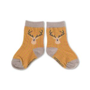 powder design stag baby socks camel 300x300 - Stag Baby Socks Camel by Powder Design