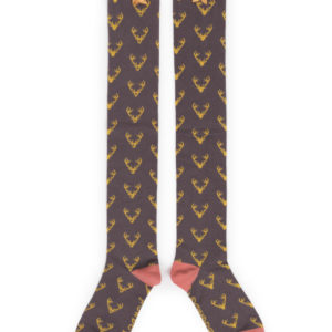 powder design stag long socks slate 300x300 - Stag Long Socks Slate by Powder Design