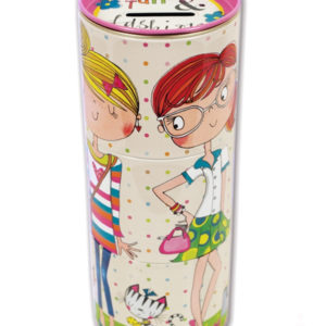 rachel ellen swivel money box tin fun and fashion 300x300 - Fun and Fashion Swivel Money Box Tin by Rachel Ellen
